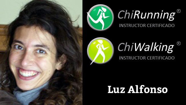 Instructora Certificada ChiRunning y ChiWalking