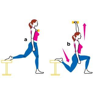Estirar los flexores de la cadera para mejorar la estabilidad y prevenir lesiones