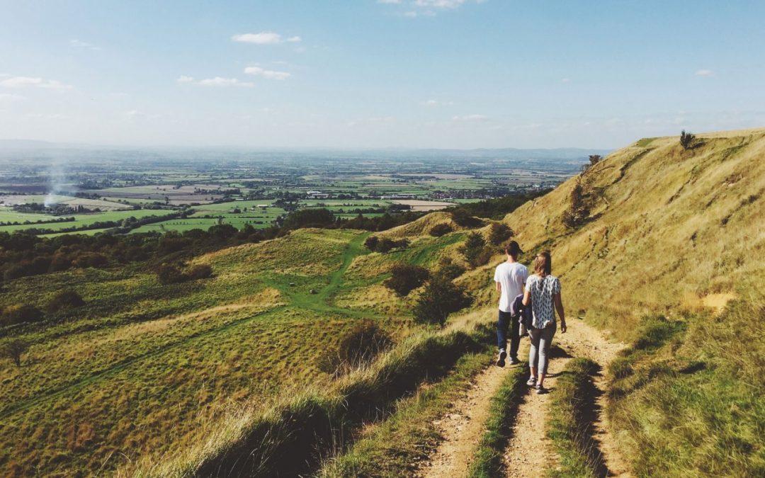 Caminar puede ser el mejor ejercicio. Moverse es el secreto para una vida larga
