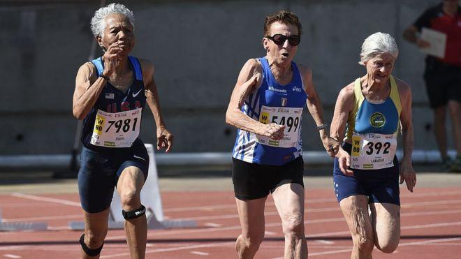 ¿Puede el deporte revertir el proceso de envejecimiento?