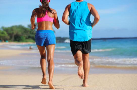 Correr descalzo, minimalismo y Natural Running – ChiRunning  está a favor de todo esto